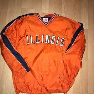 Men's M retro Illinois jacket size M